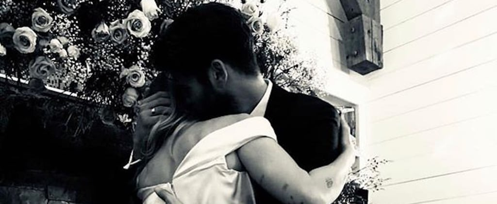 Miley Cyrus and Liam Hemsworth Wedding Pictures