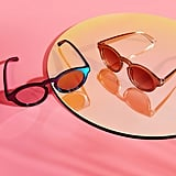 Seafolly Bronte Sunglasses in Blue Stone or Blush
