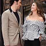 Keri Russell and Scott Speedman Hollywood Walk of Fame 2017