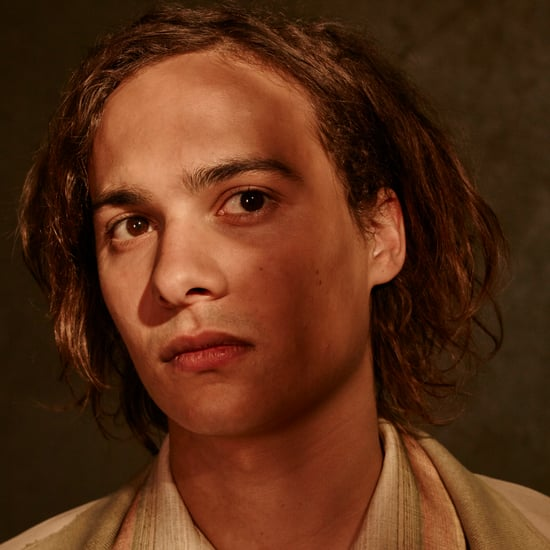 Frank Dillane in Fear the Walking Dead and Harry Potter