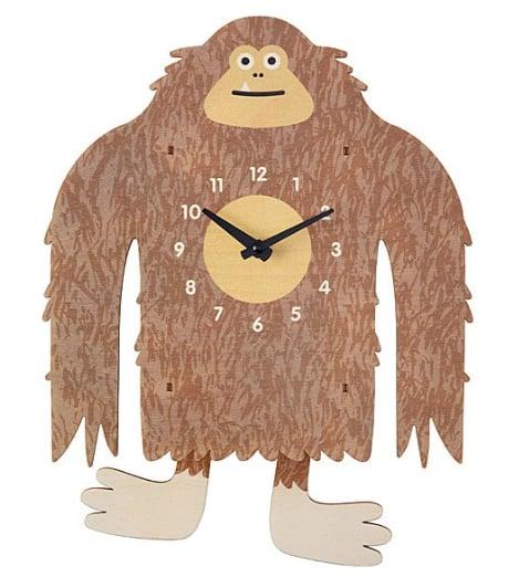 Bigfoot Pendulum Clock
