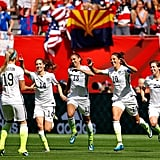 After 16 Years, the US Women's Soccer Team Wins the 2015 FIFA World Cup