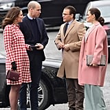 Kate Middleton's Houndstooth Catherine Walker Coat
