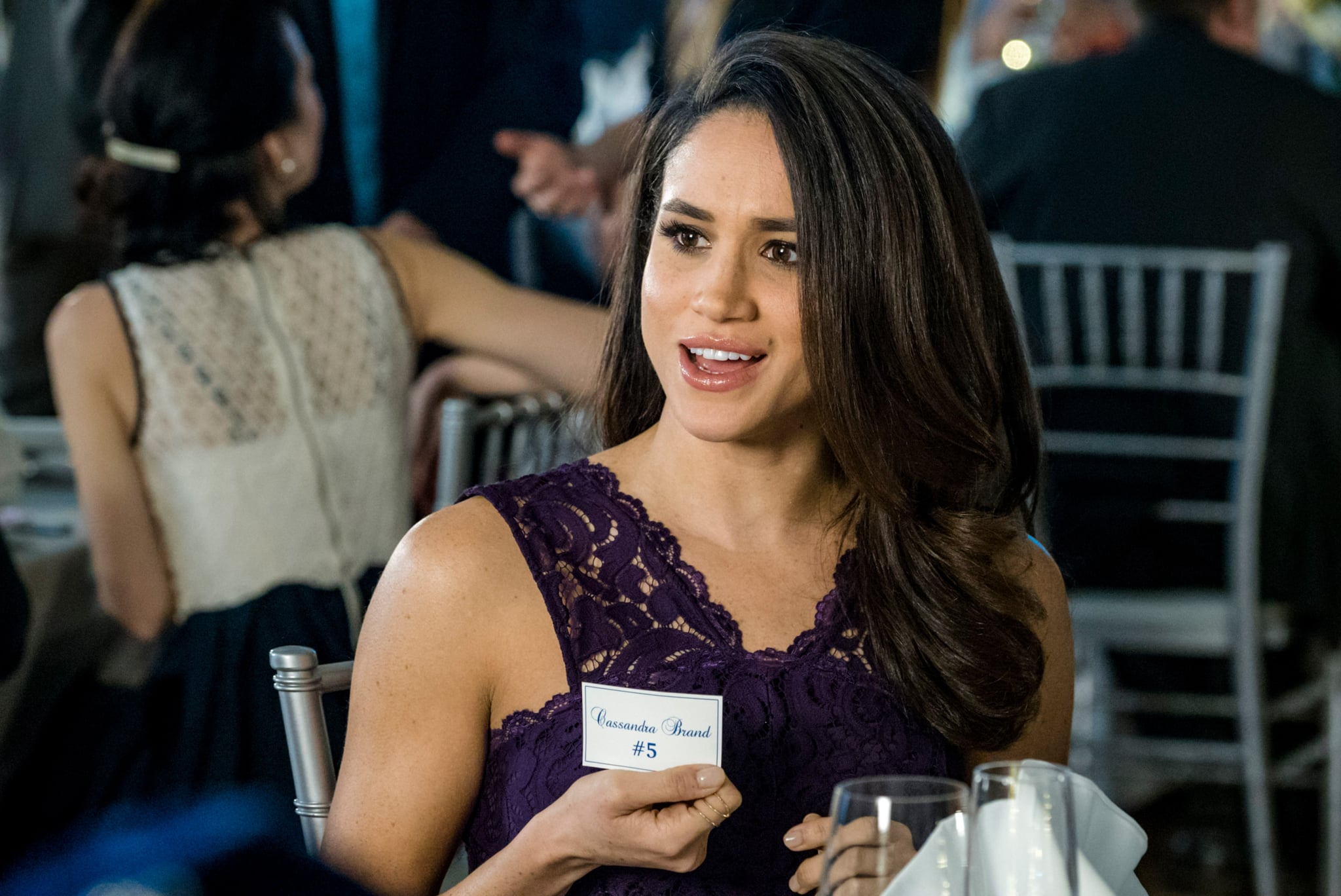 DATER'S HANDBOOK, Meghan Markle, (aired Jan. 30, 2016). photo: Liane Hentscher / Hallmark Channel / Courtesy: Everett Collection