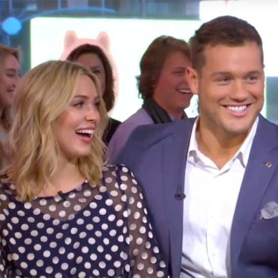 Colton Underwood Cassie Randolph Good Morning America Video