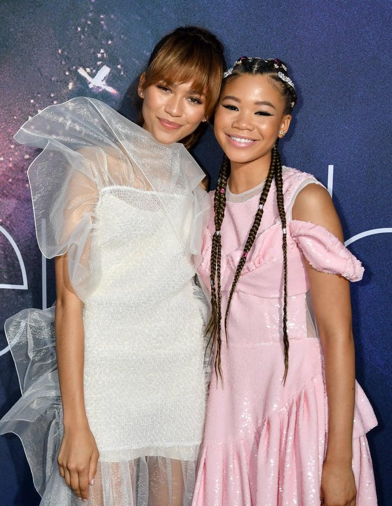 Zendaya and Storm Reid Cute Pictures