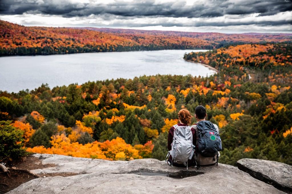 Take a Hike to See Fall Foliage