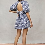 Laura Ashley UO Exclusive Bella Tiered Babydoll Dress