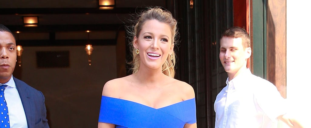 Blake Lively Has Legs For Days During Her Gorgeous NYC Outing With Ryan Reynolds