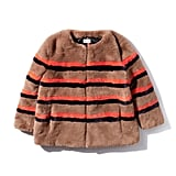 Kule The Bailey Jacket Camel/Poppy/Navy