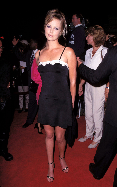 Charlize Theron, 1996