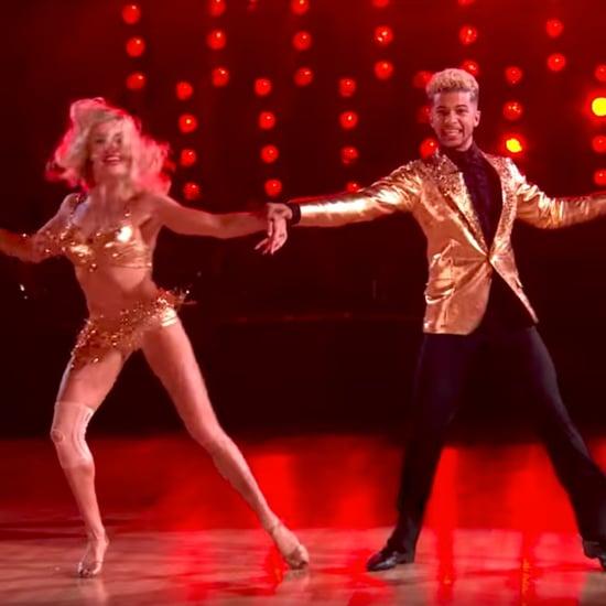 Jordan Fisher Dancing With the Stars Semifinals Video
