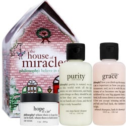 Tuesday Giveaway! Philosophy House of Miracles