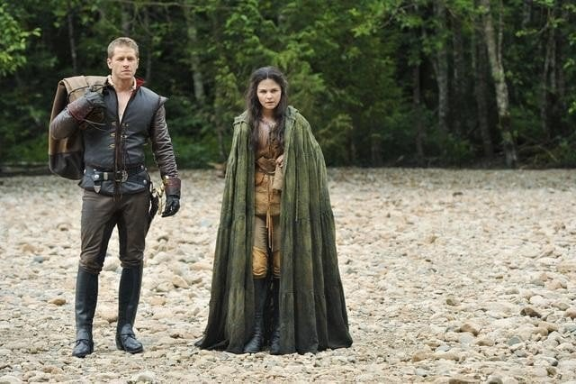 Snow White and Charming From Once Upon a Time