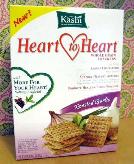 Food Review: Kashi Heart to Heart Crackers