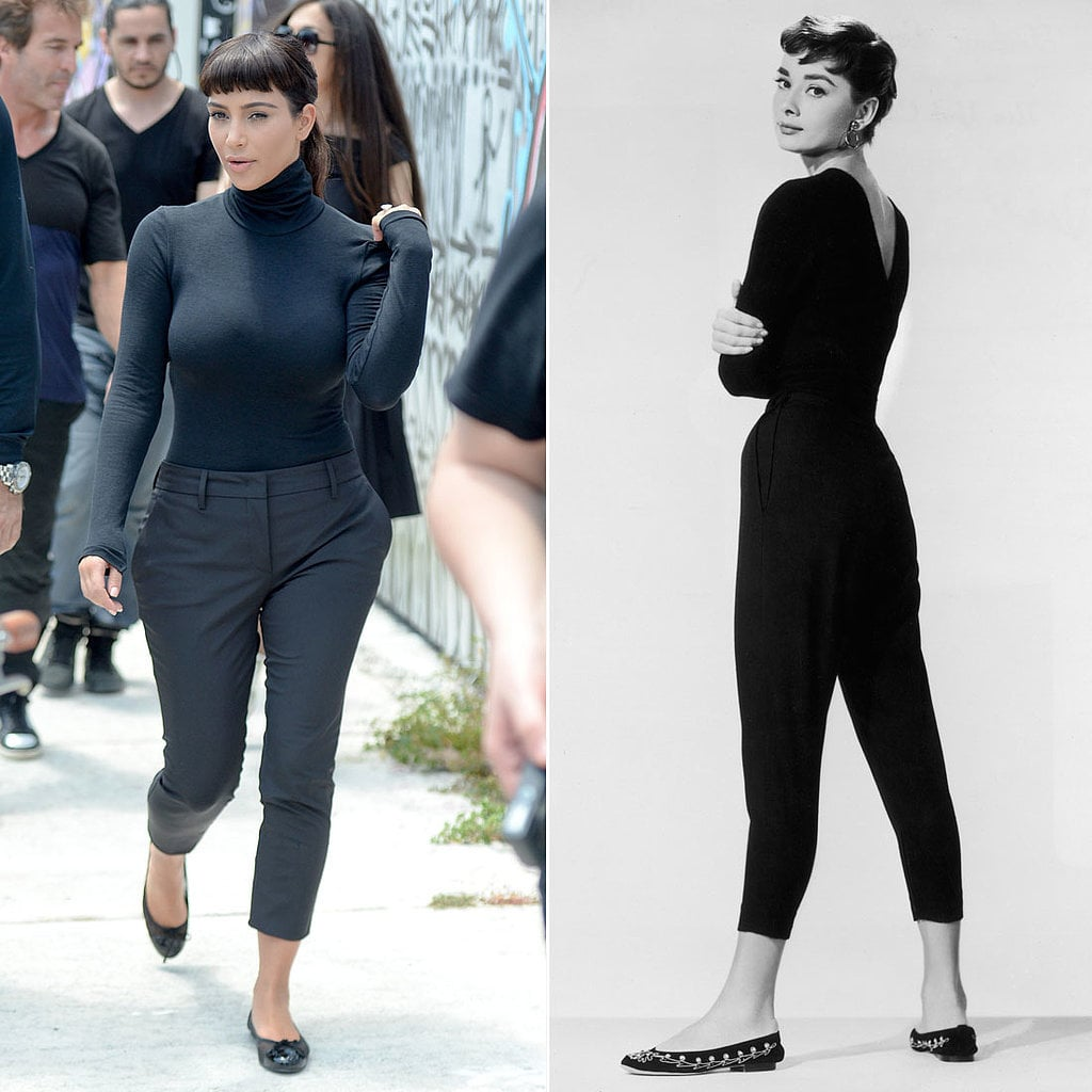 All the Ladies Kim's Been Channeling