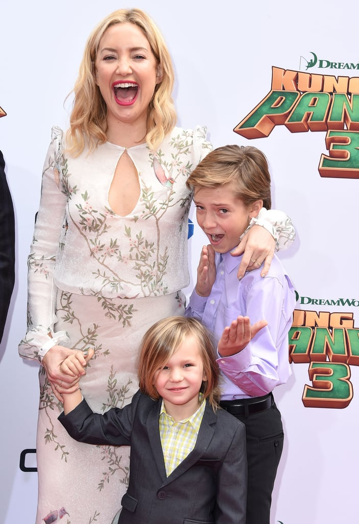 Kate Hudson at Kung Fu Panda 3 LA Premiere 2016 | Pictures