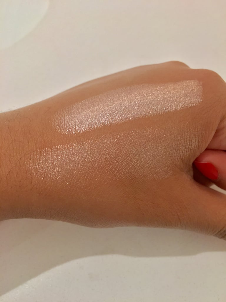 Too Faced I Want Kandee Candy Glow Highlighting Stick Swatched