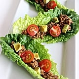 Nuts: Raw Walnut Tacos