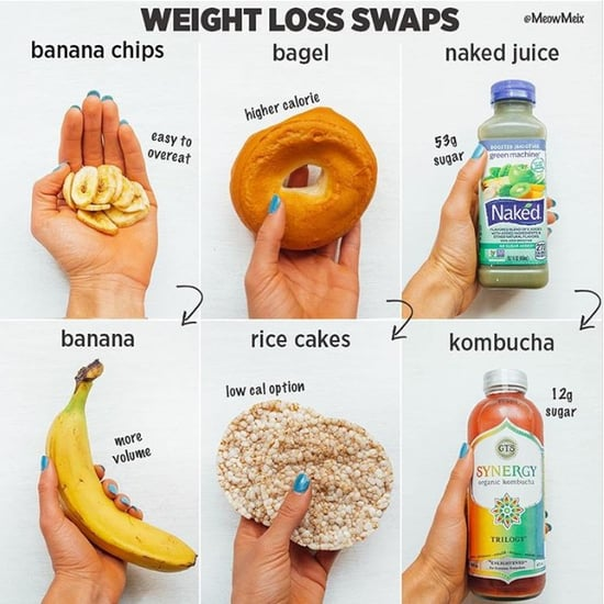 Easy Food Swaps for Weight Loss