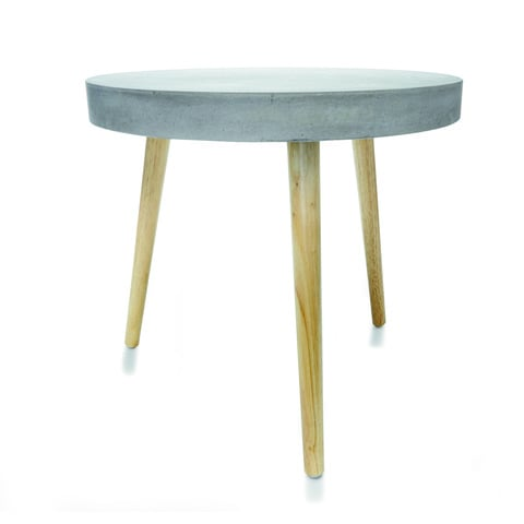 concrete side table. Kmart Concrete Side Table, $29 Table