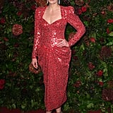 Ruth Wilson at the 65th Evening Standard Theatre Awards