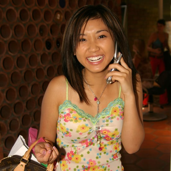 Pictures of Brenda Song From the Early 2000s