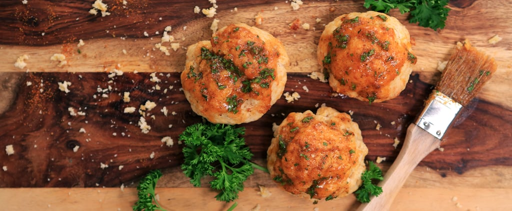 Our Take on Red Lobster's Irresistible Cheddar Bay Biscuits
