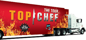 Top Chef The Tour City Dates
