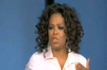 Video of Oprah Giving Studio Audience Trip to Australia