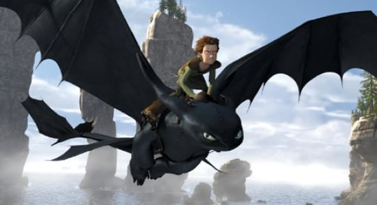 How to Train Your Dragon Is No. 1 at the Box Office, Alice in Wonderland Falls to No. 2