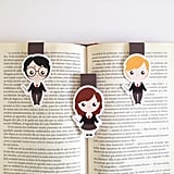 The Wizards Magnetic Bookmarks ($4-$10)