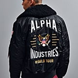 Alpha Industries B15 Coalition Forces Jacket