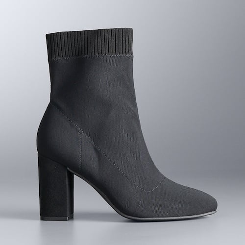Simply Vera Vera Wang Kanz Ankle Boots