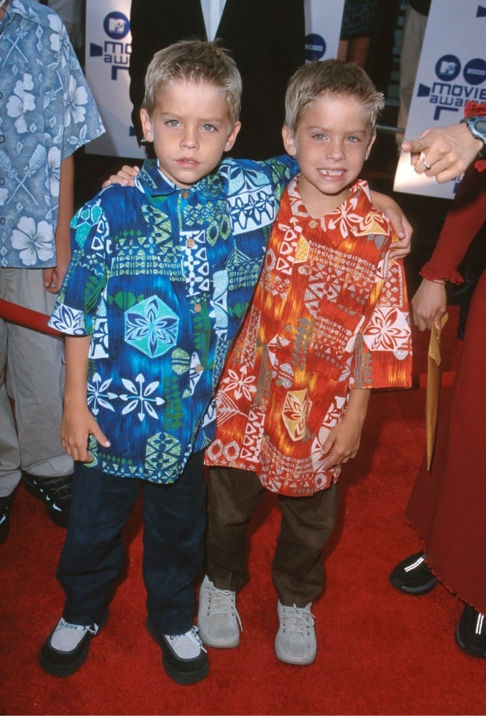 Dylan Sprouse 2002