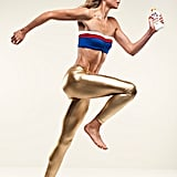 Runner Hannah England is the face of Garnier Ambre Solaire's official Team GB suncare products, including the limited edition Olympics packaged High SPF30 Protection Lotion Ultra-Hydrating (£6.14).