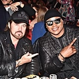 Billy Ray Cyrus and LL Cool J