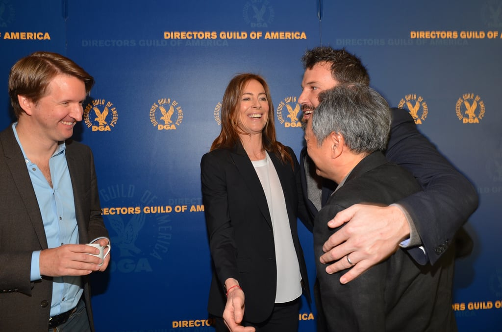 Ben Affleck Celebrates a Big DGAs Win With Jennifer and More Stars