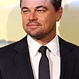 Leonardo DiCaprio at the Once Upon a Time in Hollywood premiere in Rome.