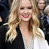 Ava Phillippe's Middle Part in 2018