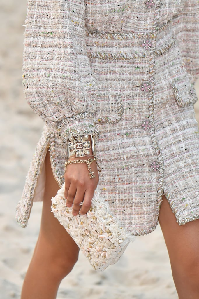 Chanel Shells and Beads