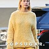 Her Sweater Was Undeniably Cozy