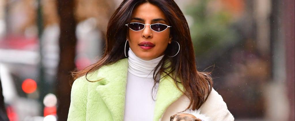 Priyanka Chopra's New Hair Color
