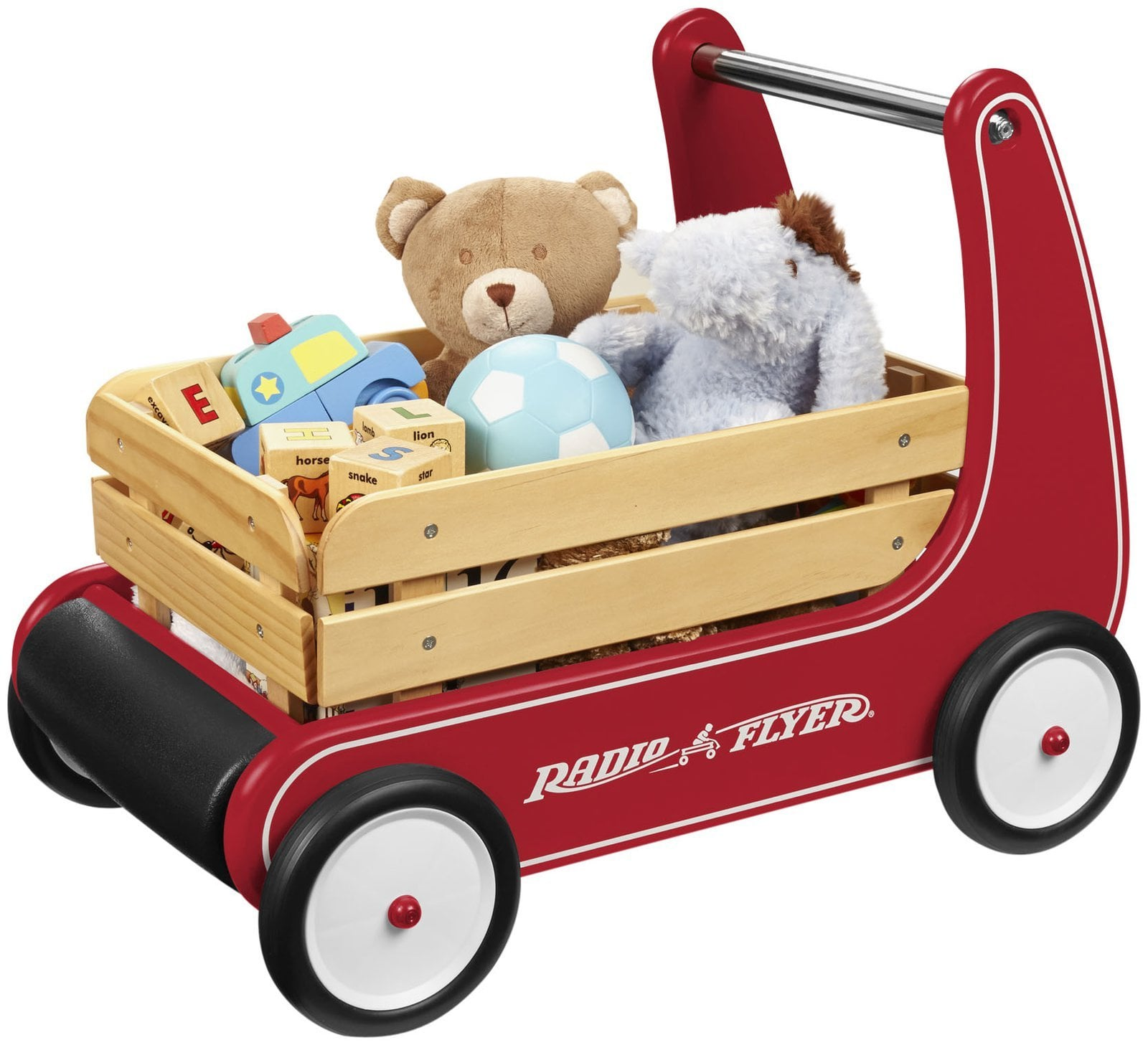 Toy Cars For 9 Year Olds : Radio flyer classic wagon walker great gift ideas for
