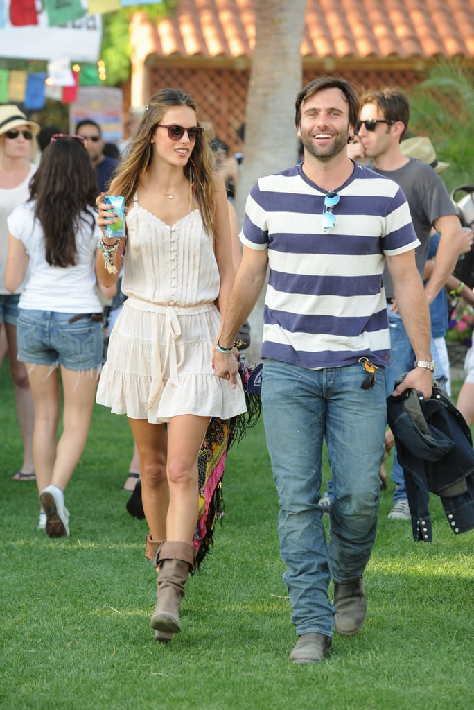 43 Photos of Alessandra Ambrosio and Fiancé Jamie Mazur's Cutest Moments