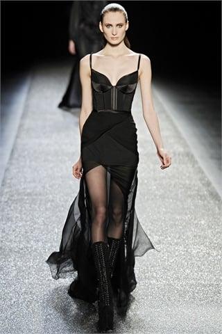 Nina Ricci Fall 2009: Insane Shoes for Olivier Theyskens's Last?
