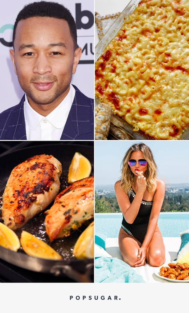 Channel Your Inner Chrissy Teigen by Making John Legend's Famous Recipes