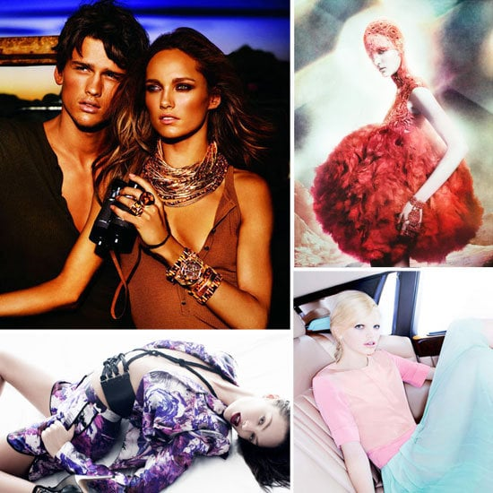 Spring 2012 Fashion Ad Campaigns (Pictures)