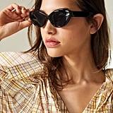Cara Cat-Eye Sunglasses