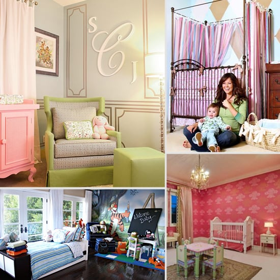 11 Cool Baby Nursery Design Ideas From Vertbaudet: Celebrity Baby Nursery